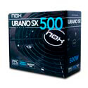 FUENTE ALIMENTACION 500W NOX URANO SX PFC-PASIVO 85+ 4SATA 12CM ATX | Quonty.com | NXURSX500