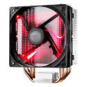 REFRIGERADOR CPU COOLER MASTER HYPER 212 TURBO INTEL/AMD LED | Quonty.com | RR-212TR-16PR-R1