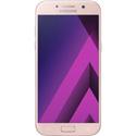 SMARTPHONE SAMSUNG GALAXY A5 (2017) 5.2''FHD OCTACORE 3GB/32GB 4G 16/16MPX 1SIM A.6.0.1 PEACH CLOUD | Quonty.com | SM-A520FZIAPHE