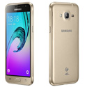 SMARTPHONE SAMSUNG GALAXY J3 BLANCO 5''HD QUADCORE 1.5GB/8GB 4G 2/8MPX DUALSIM A.5.1.1 GOLD | Quonty.com | SM-J320FZDDDBT