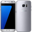 SMARTPHONE SAMSUNG GALAXY S7 EDGE 5.5''IPS QUADCORE 4GB/32GB 4G 5/12MPX DUALSIM A6.0 SILVER TITANIUM | Quonty.com | SM-G935FZSAPHE