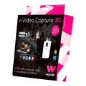 CAPTURADORA DE VIDEO WOXTER I-VIDEO CAPTURE 30 | Quonty.com | ST26-011