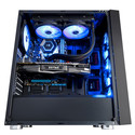 CAJA SEMITORRE/ATX TACENS MC7 USB3.0 RGB LED-MULTI | Quonty.com | MC7