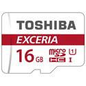 MICROSD TOSHIBA 16GB CL10 UHS-I ADAPTADOR SD | Quonty.com | THN-M301R0160EA