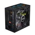 FUENTE ALIMENTACION 600W TOOQ GAMING PFC-ACTIVO 80+ 6SATA PCI-E 14CM ATX LED AZUL | Quonty.com | TQXGEII-600SAP